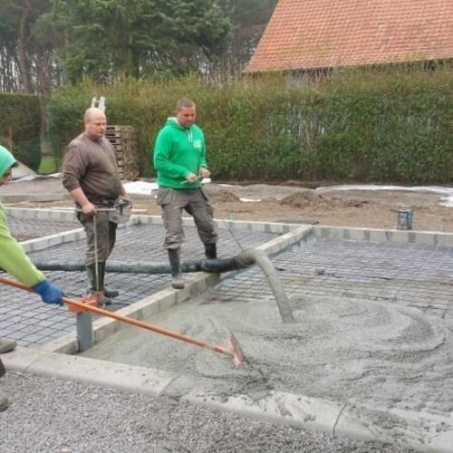 ASSIST RENOBOUW - Vloerwerken